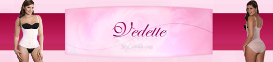 Shapewear by Vedette